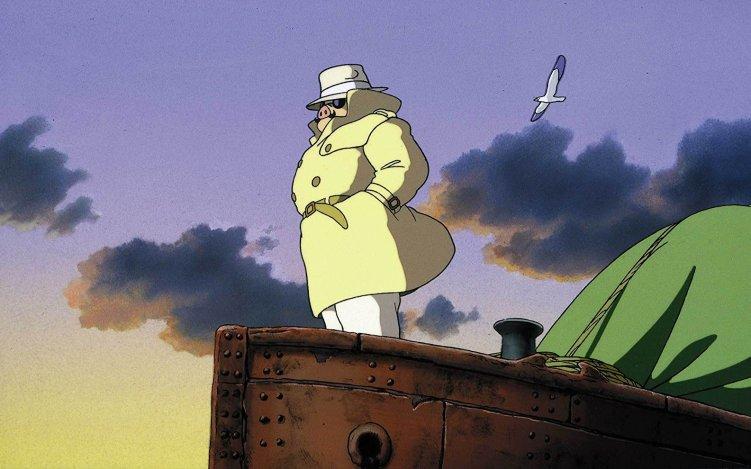 【紅の豚】誰もが憧れる自由な空を描いたおすすめジブリ映画