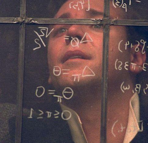【ビューティフル・マインド】ゲーム理論のジョン・ナッシュを描いたおすすめ映画
