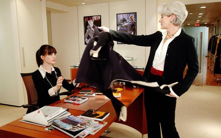 【プラダを着た悪魔】何度でも見たい アン・ハサウェイ主演のおすすめ映画