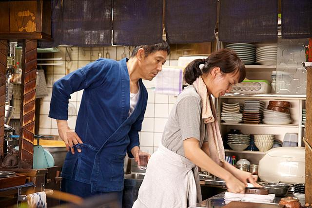 【映画 深夜食堂】食堂を舞台にほっこりな日常を描いたドラマ映画