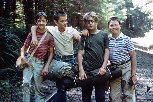【スタンド・バイ・ミー】感動の青春映画-あの頃のような友達はもう…
