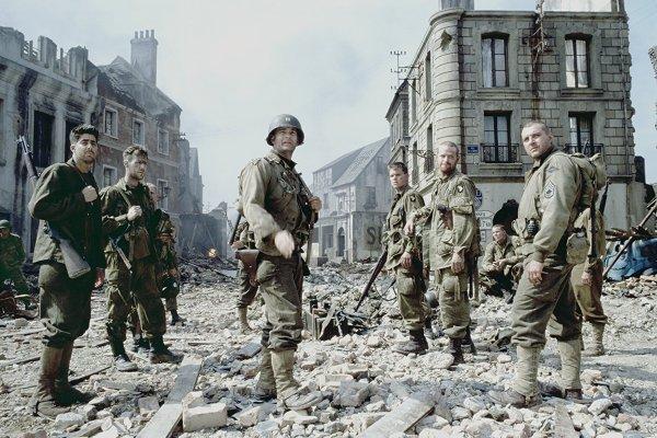 【プライベートライアン(Saving Private Ryan)】一生心に焼き付く戦争映画
