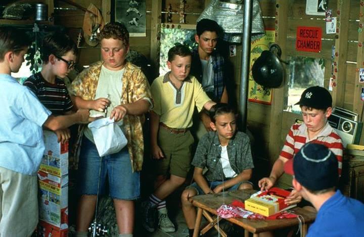 【サンドロット – 僕らがいた夏 -】永遠の名作 – 死ぬまでに絶対見て欲しい映画