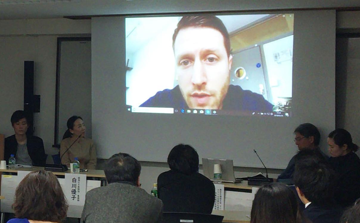 映画『ラッカは静かに虐殺されている』が東京大学にて先行上映されました!