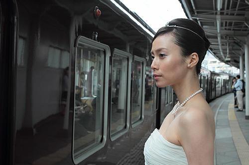 【阪急電車 片道15分の奇跡】は心をほっこりさせてくれる優しい映画
