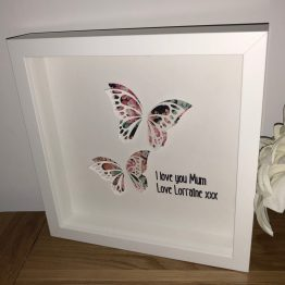 IMG 0219 - Personalised Butterfly Frame