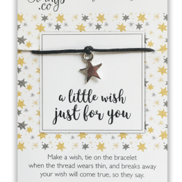 alittlewish WS043 - WishString - A little wish just for you
