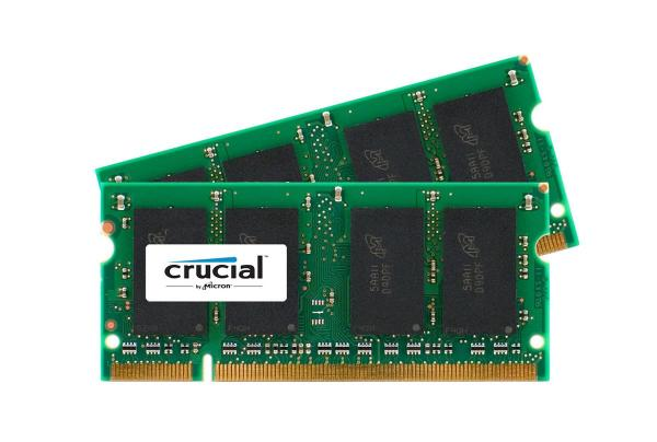 Ct575015 Crucial 2gb Sodimm Pc5300 Memory