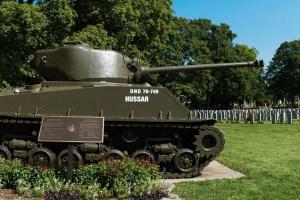 Beechwood - Hussars War Memorial