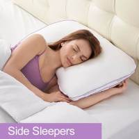 Best Pillow For Side Sleepers 2016 & 2017 | Memory Foam Doctor