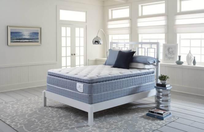 Serta Perfect Sleeper Memory Foam Mattress