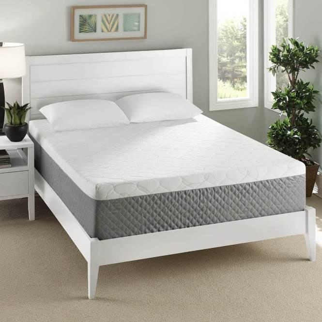 Sleep Innovations 12 Inch Gel Memory Foam Mattress