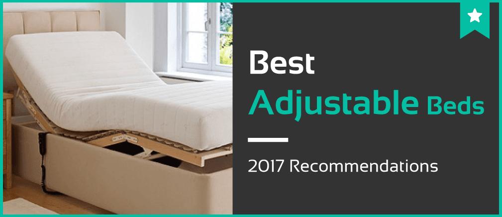 5 Best Adjustable Beds  Jan 2018  Reviews  Ratings