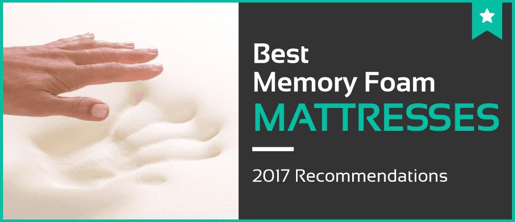 2018 Update Our 5 Best Memory Foam Mattresses  Jan 2018