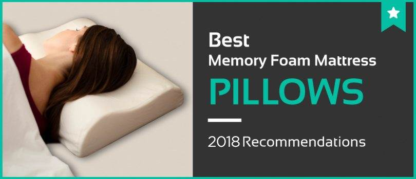5 best memory foam pillows jan 2021
