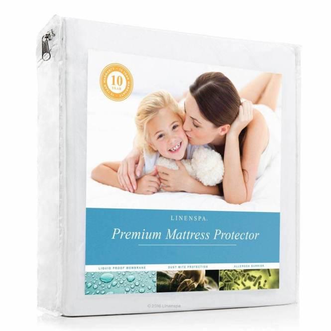 Linenspa Premium Mattress Protector