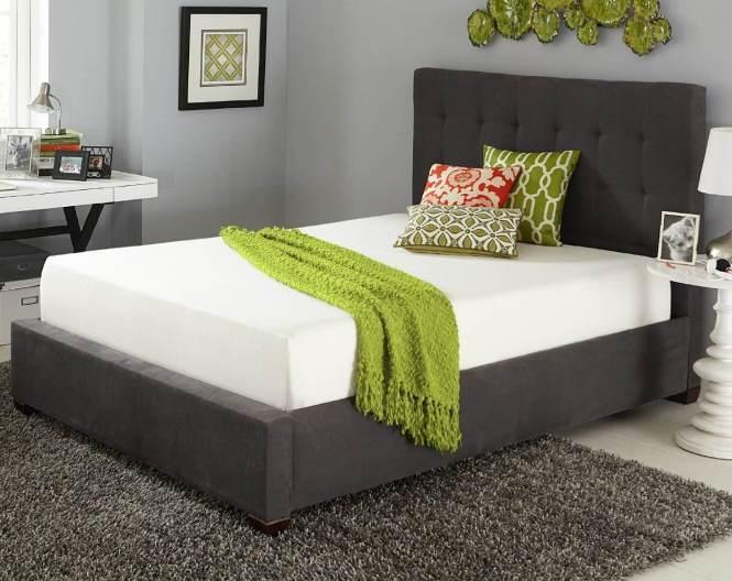 Resort Sleep 10 Inch Cool Memory Foam Mattress Review