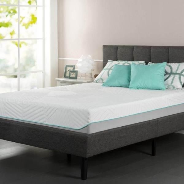 Zinus Sleep Master Icoil Spring & Gel Memory Foam Mattress 2018