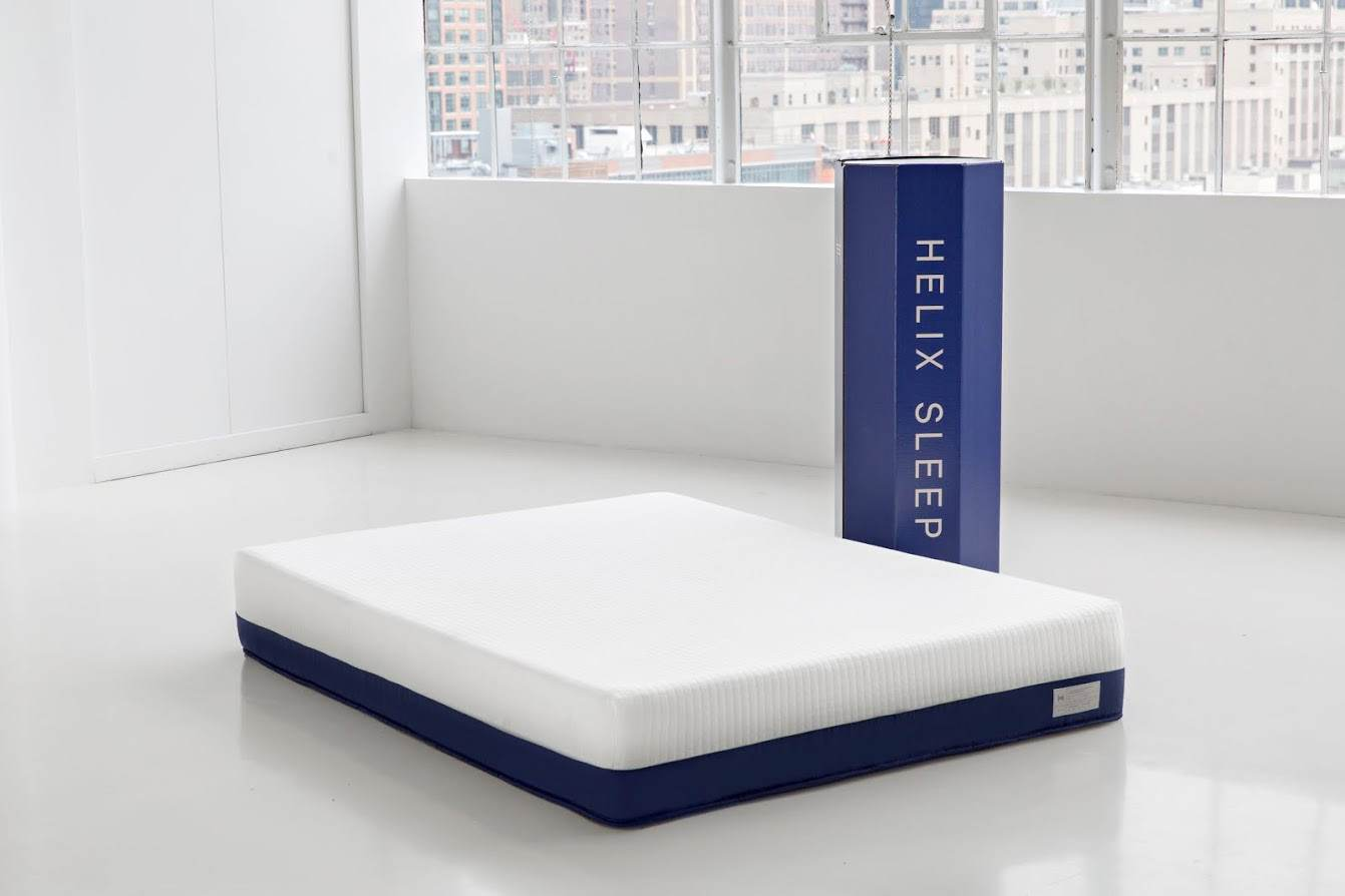 Helix Mattress Review  Your RX For Restful Sleep