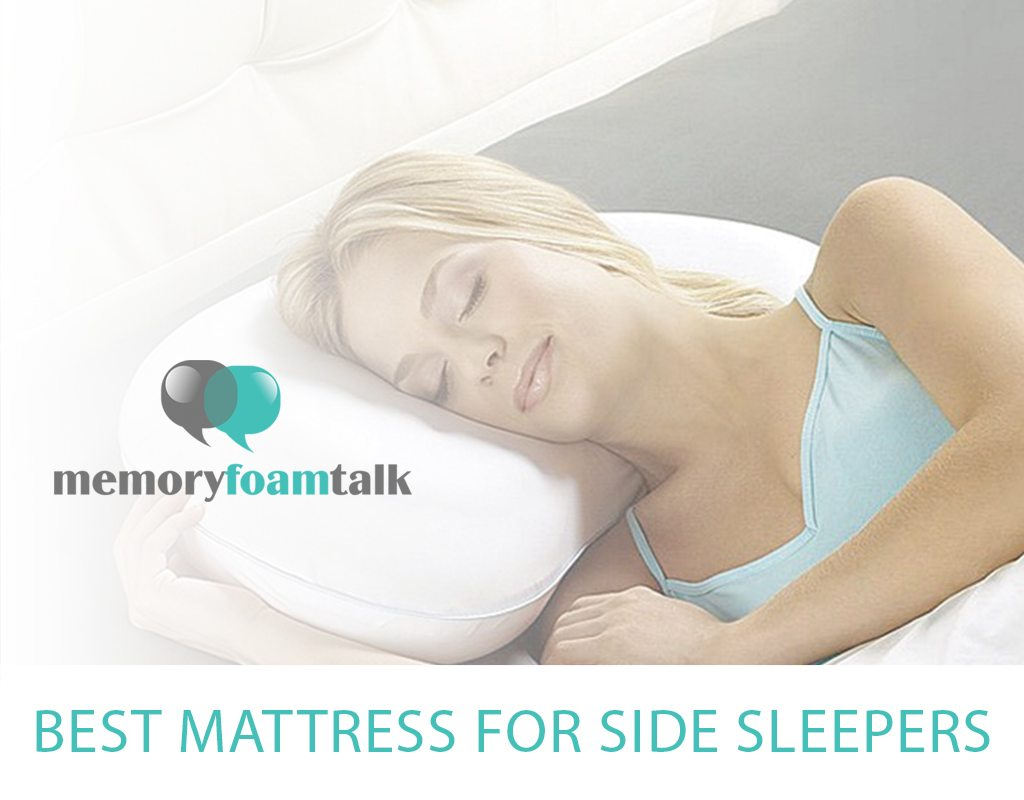 Top 5 Best Mattresses For Side Sleepers Reviews 2019