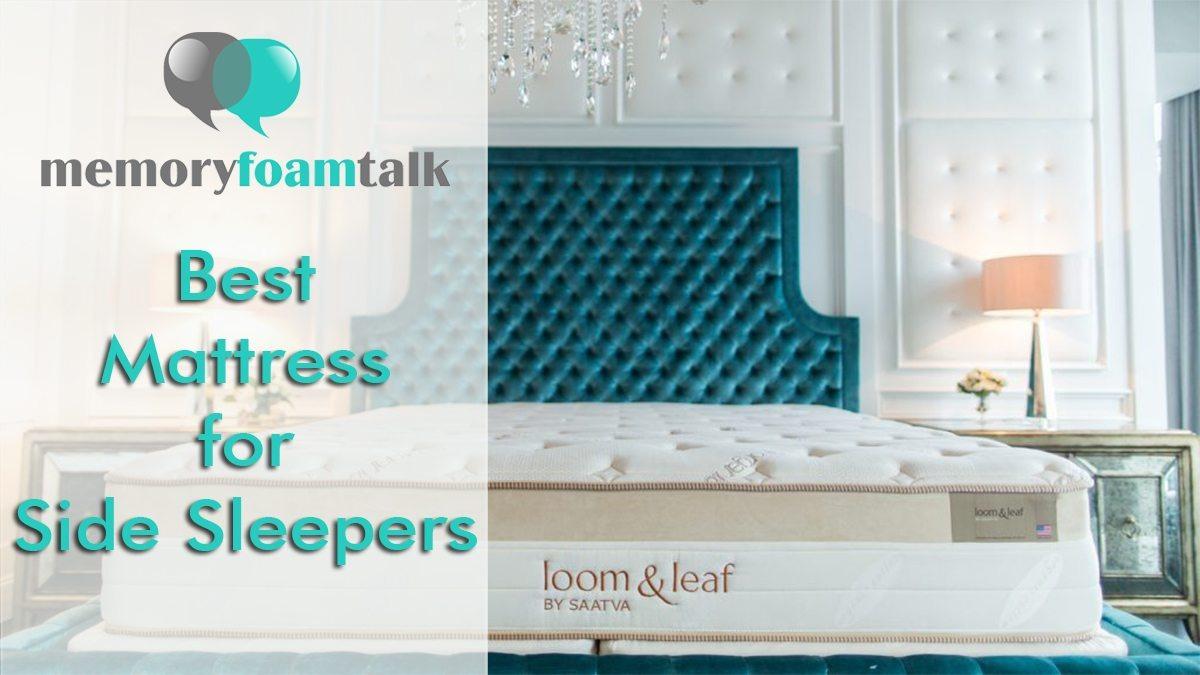Best Mattress For Side Sleepers Reviews I Best Firm Mattress