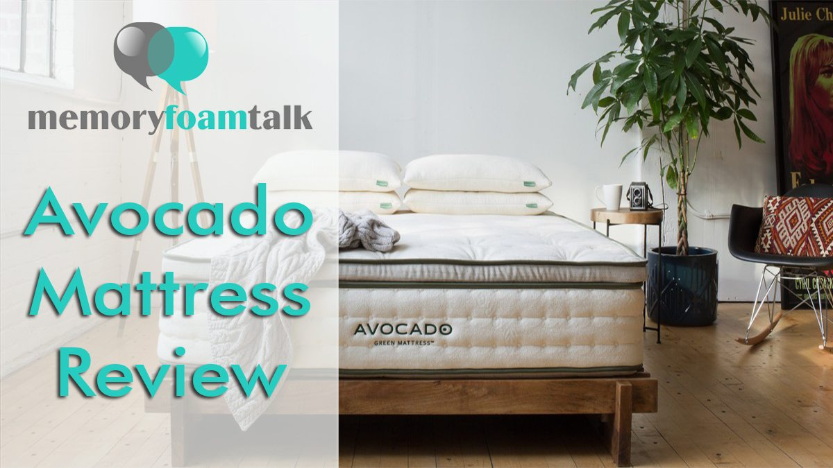 Avocado Mattress Review  Avocado Green Mattress  All