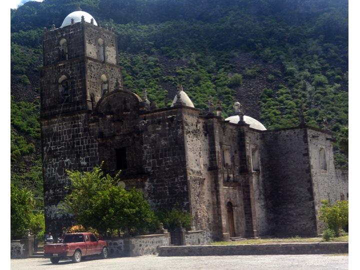 Mission San Javier