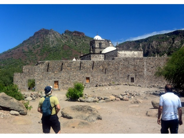 A guide to get to Mission San Javier when visiting Loreto, BCS, Mexico, and the things you can see and do there.