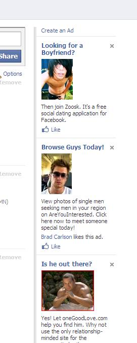 facebook single man