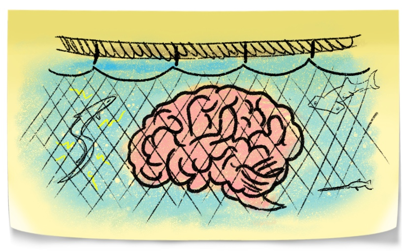 Brain behind a Psychological Safety Net