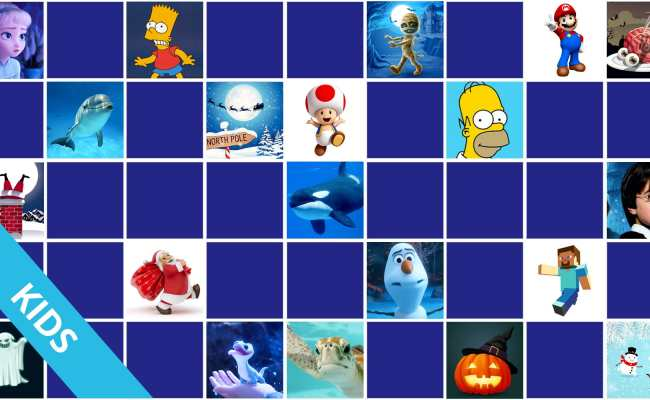 Many Memory Games For Kids 4 Year Olds Online And Free