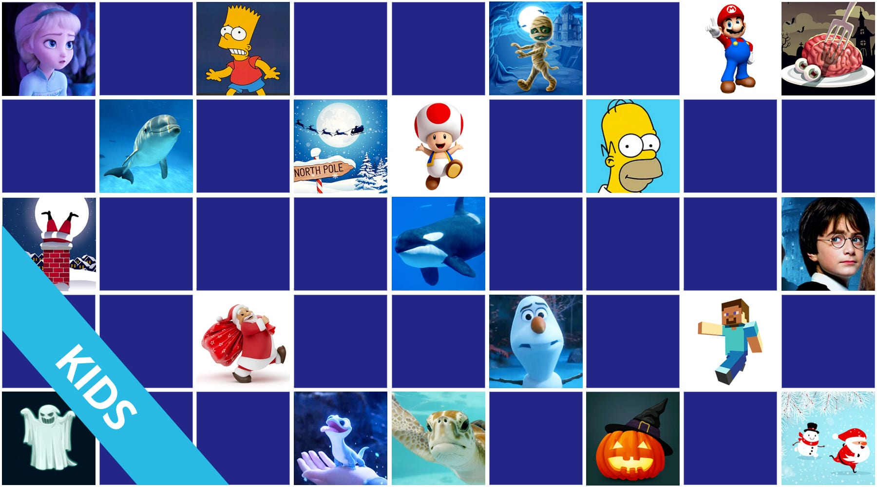 Great Online Memory Games For Kids