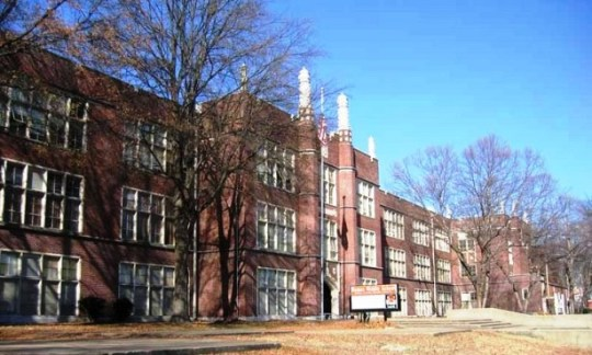 Humes High School, Memphis