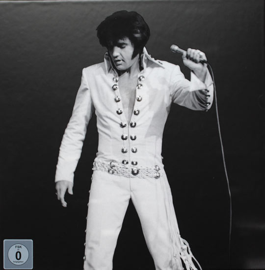 Cover des Deluxe-Boxset 'Elvis That's The Way It Is', Sony 2014