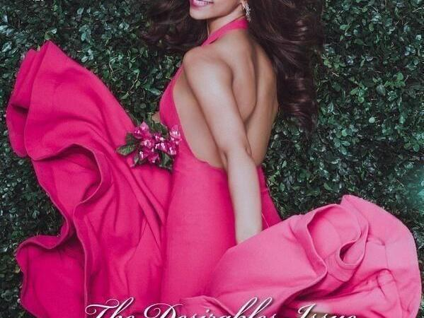 Celeb At Cover Magazine February Edition 2014