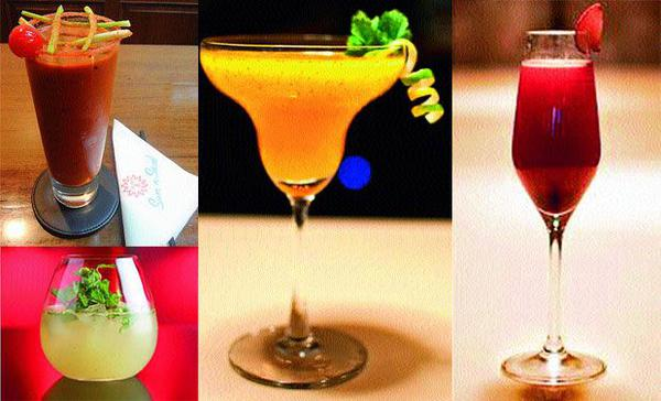 Cocktails Can Be Healthy?