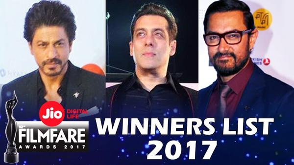 Which Khan Won What At Filmfare?
