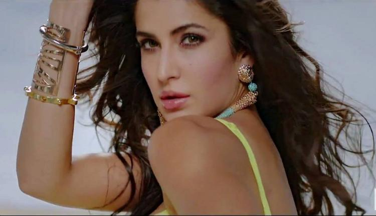 Katrina Kaif In The New Dhoom Machale Song