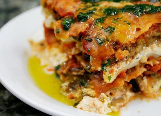 How To Make Lasagna At Home