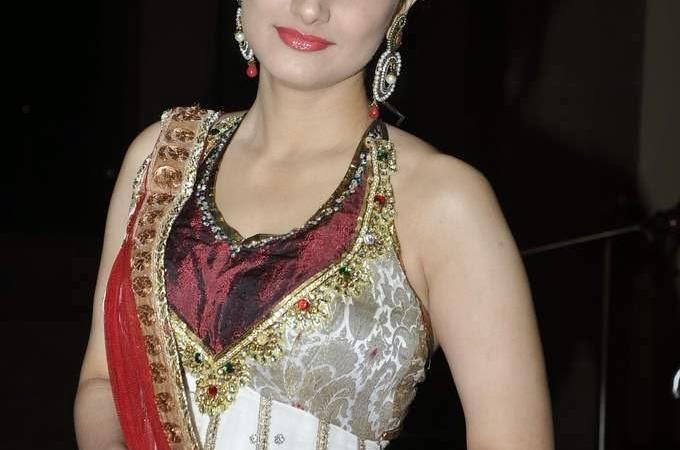 Aamna Sharif And Amit Kapoor's Wedding Reception