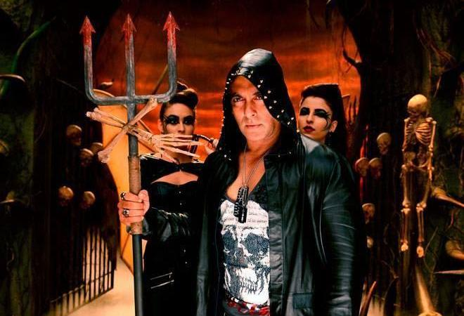 First Look Of Salman Khan New Avatar In Bigg Boss 7