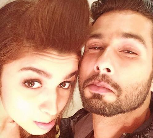 Bollywood Upcoming Movie Shandaar Shahis And Alia Amazing Stills