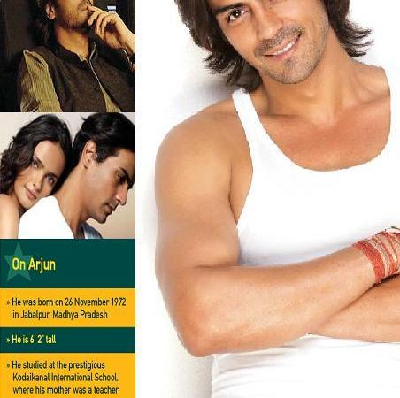 Star Of Bollywood Arjun Rampal Photos and Wallpapers