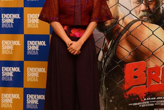 Celebs Attend Brothers Special Screening In PVR