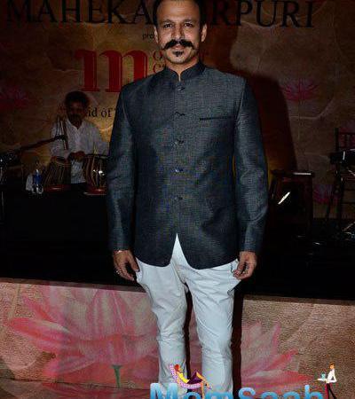 Vivek Oberoi And Other Celebs At Maheka Mirpuri Charity Fashion Show