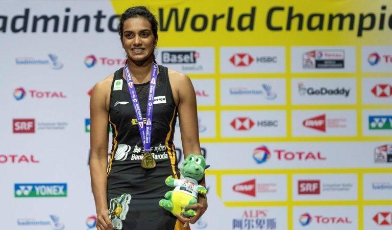 PV Sindhu Wins the Gold at World Championships