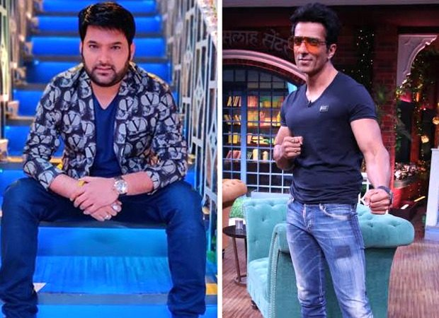 Kapil Sharma is Back on the Telly