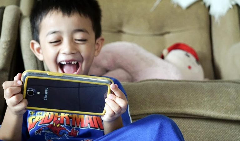 Is Your Kid Spending Too Much Screen Time?
