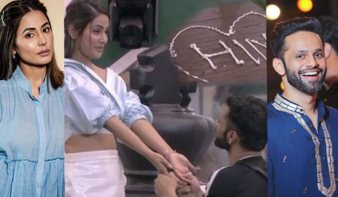 The Special Unknown Connection Between Hina Khan and Rahul Vaidya