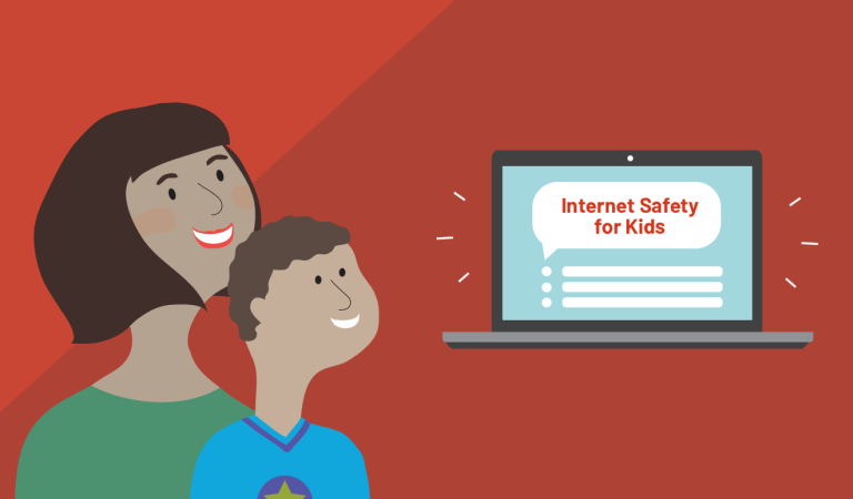 Teach Your Kids About Online Safety With These Tips